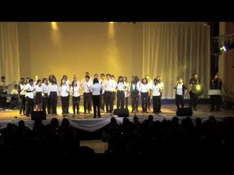 Imperial College Gospel Choir Audition Tape for UCGY 2011