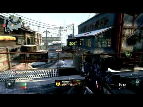 Call of Duty: Black Ops: 1v6 S&D Clutch/ACE w/ Collateral Game Winner