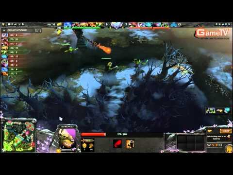 Dota2   NaVi vs C9 D2CL 24 2 2014
