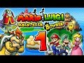 Let's Play Mario & Luigi Abenteuer Bowser Part 1: Vergiftete Big Tastys bei Mc Donalds!