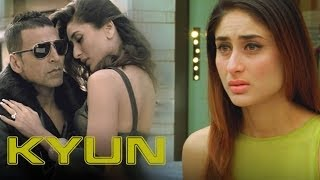 Kyun (Video Song) | Kambakkht Ishq