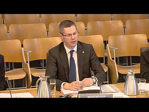 Local Government and Regeneration Committee - Scottish Parliament: 22nd May 2013