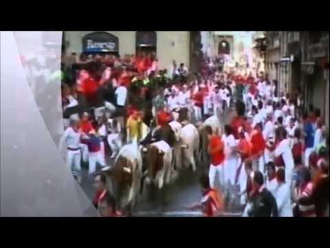 SAN FERMIN-PAMPLONA-SPAIN-8º.- 14/JUL/2011