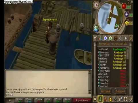 RuneScape Money Making P2P/F2P No Skills Required! Fast Cash! | By: Arvosta