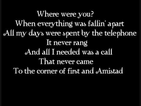The Fray - You Found Me (with lyrics) + HQ