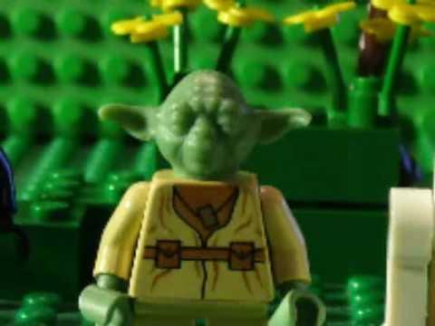 Weird Al Yankovic - Yoda (lego style)