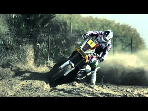 KTM Rally Team Shooting 2012