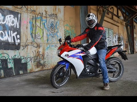 Honda cbr 125 || start of season || motocrew || Winter || Ice || snow ||  GoPro Hero