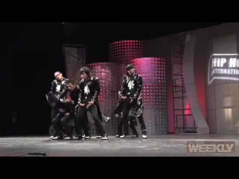 Philippine All-Stars 2008 World Hip Hop Champions (HQ)