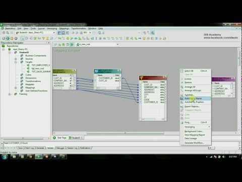 Informatica Tutorial Part 1.9  - Work with Flat File, LookUp & Filter