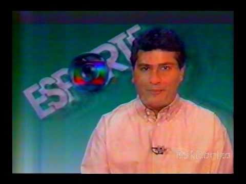 Rede Globo Intervalo Comercial - TV Colosso 1995