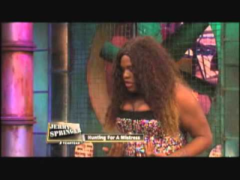 Hunting For A Mistress (The Jerry Springer Show)