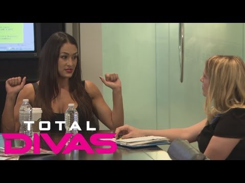 "The Bella Twins are interviewed by ""Self"" magazine: Total Divas bonus clip, Aug. 18, 2013"
