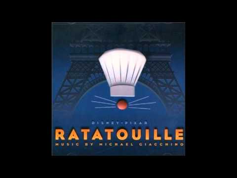 Ratatouille Theme Song: Colette Shows Him Le Ropes