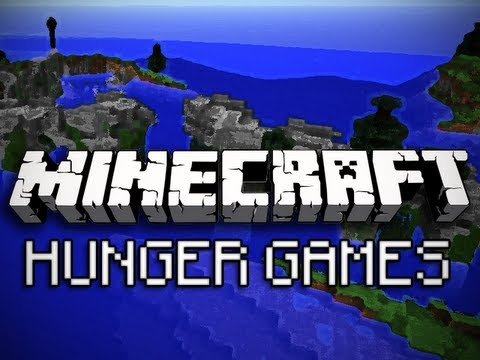 Minecraft: Hunger Games Survival w/ CaptainSparklez & Friends - Part 1