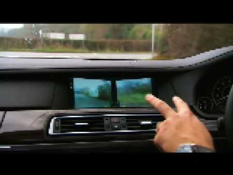 BMW 7 Series SideView Camera Review