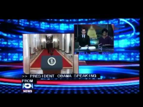 Fox News Error : President Obama Is Dead!? not Osama Bin Laden?!