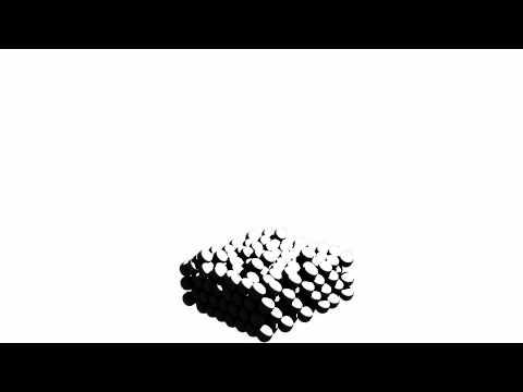 Blender 2.60 new molecular script v04