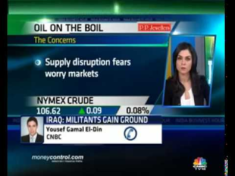 (Saudi Arabia) can supply ample oil if Iraq woes worsen    7/17/14