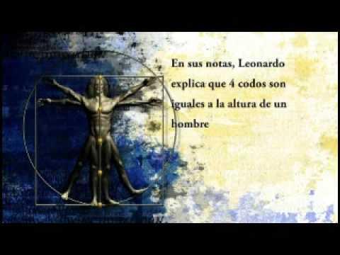 Da Vinci, El Genio - El Hombre del Vitrubio