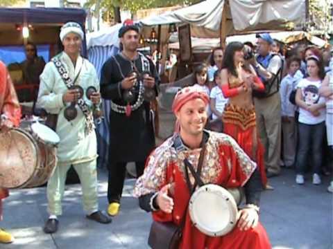 Al-Folk · 1 · dirigido por Otmán Benyahya · MÚSICA Y DANZA