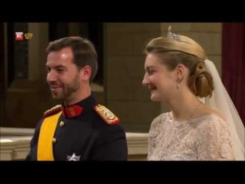 Luxembourg Royal Wedding 2012 (Part IV)