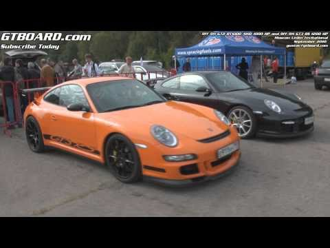 9ff 1200 HP GT3RS and 9ff 1000 HP GT2 AWD in action and in detail