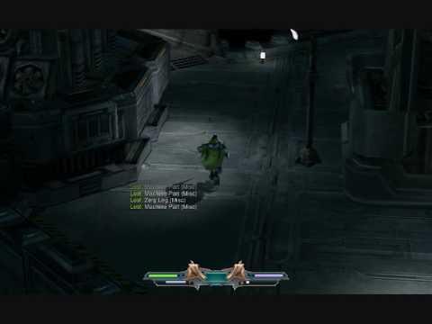3rd Person RPG - Gameplay (Starcraft 2)