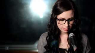 Christina Perri - Human (Official Music Video - Cover by Caitlin Hart)