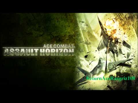 """Beyond the Canal"" 4/18 - Ace Combat Assault Horizon Soundtrack OST"