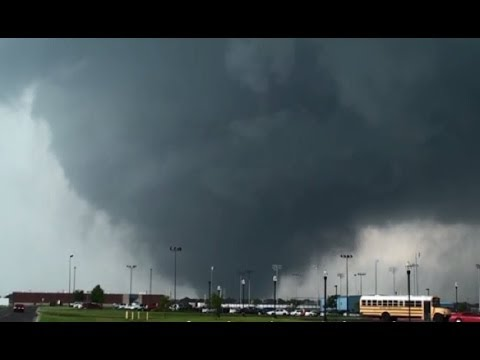 Tornado en Oklahoma