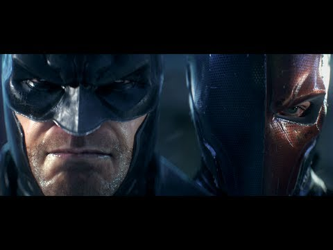 Batman: Arkham Origins - Teaser Trailer -xTrOp3rfkZQ