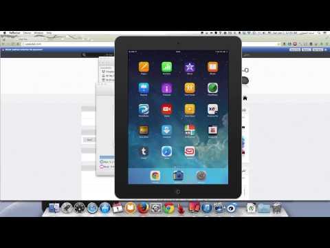 شاهد بالفيديو كيف تثبت برنامج الواتس اب على الايباد بدون جلبريك