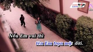 Ánh mắt vô tình karaoke ( only beat )