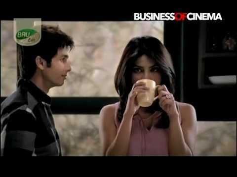 Behind The Scenes: Priyanka Chopra &amp; Shahid Kapoor shoot for new ad