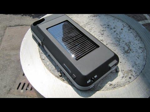 Caricare l'iPhone con l'energia solare | StileApple