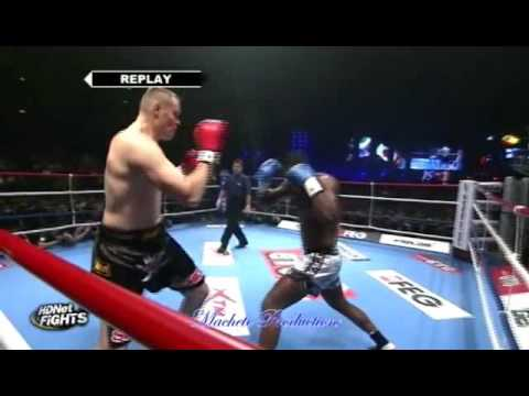 Remy ''The Flying Gentleman'' Bonjasky Highlights 2013