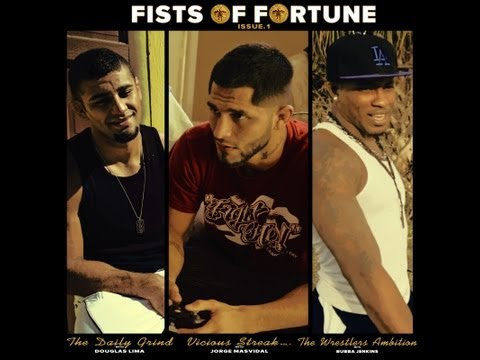 MMA - Fists of Fortune DVD Magazine -  Issue 1 (Complete)