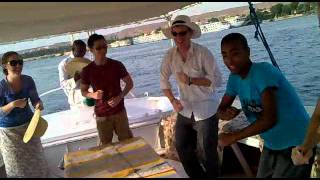 Nubian Dancing with Memphis Tours Egypt