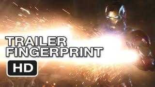 The Avengers - Trailer Fingerprint - Visual Analytics (2012) HD