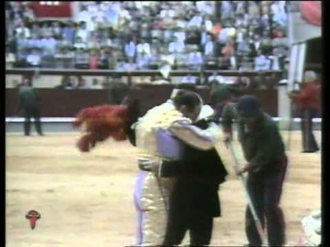 Toreros Para La Historia   Antonio Chenel Albadalejo 'Antoñete'