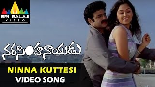Ninna Kuttesinaadi Video Song - Narasimha Naidu
