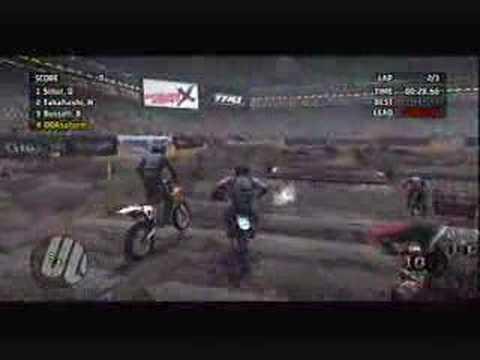 MX vs. ATV Untamed (Xbox 360) - Full Endurocross Race