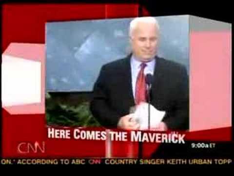 John McCain: The media-s maverick?