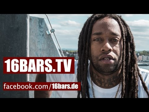 Ty Dolla $ign über $ign Language, Free TC, Blacc Hollywood, Weed & Groupies (16BARS.TV)