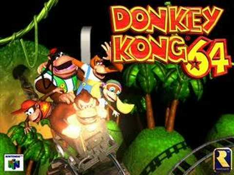Donkey Kong 64 - Army Dillo 2 (Caves Boss)
