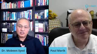 COVID-19. ведение пациентов с доктором Полом Мариком (автор протокола MATH+)