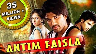 Antim Faisla (Vedam) Hindi Dubbed Full Movie  Allu Arjun, Anushka Shetty, Manoj Manchu