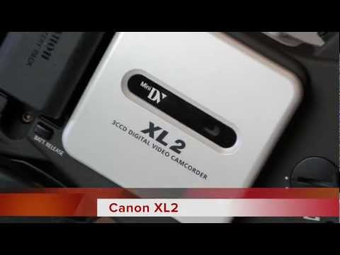 Canon XL2 Repair Loose DV Firewire Port