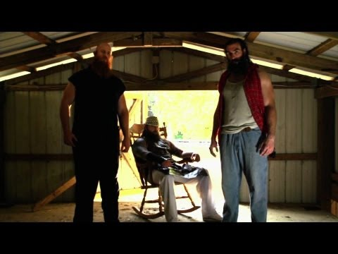 The Wyatt Family Entrance Video